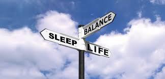sleep life balance