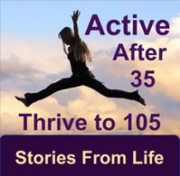 Sharing my sleeping thoughts to stay 'Active After 35'………
